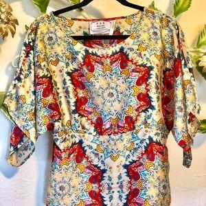 Anthropologie Kimono Style Top